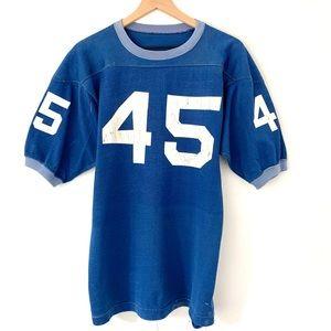 Vintage 1960's / 70's Champion Football Jersey